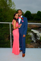 Damaya & Jamel's  Prom Photo's 2015