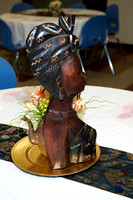 SC Upstate  Chapter GMWA Presents 2014 Hatter's Tea (African Attire)